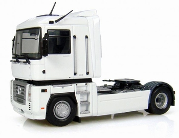 Renault Magnum UH5691 White  1/50