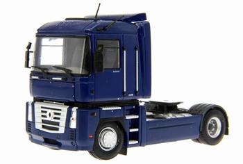 Renault Magnum UH5658  Dark blue  1/50