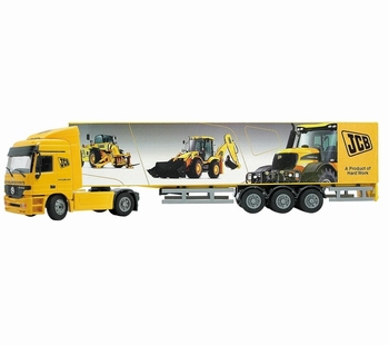 JCB Worldwide events truck ref 359 Mercedes Actros  1/50