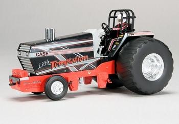 Case  Little Tamptation Tractor Pulling  1/16
