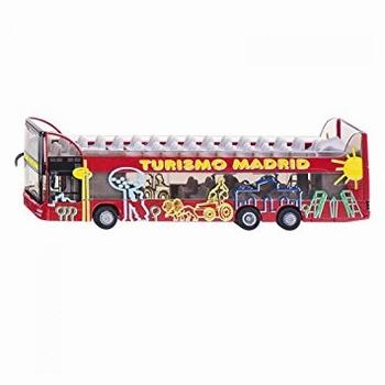 Dubbel dekker bus Turismo Madrid   1/87