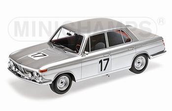 BMW 2000 TI # 17 Ickx / Hahne Winners  24 H Spa 1966  1/18