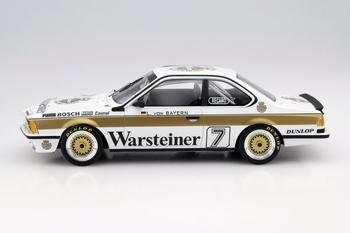 BMW 635 CSI Warsteiner #7 1984  1/18