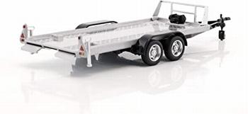 Auto transporter aanhangwagen Car Trailer  1/43