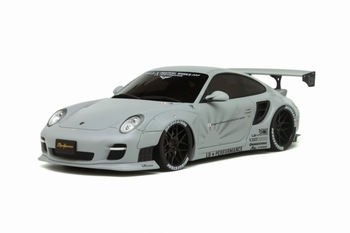 Porsche 997 LB Performance matte grey  1/18