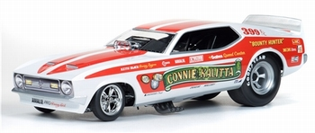 Ford Mustang 1972 Funny car Connie Kalitta  1/18