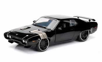 Plymouth GTX Dom's Fast and furious  1/24