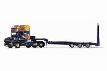 Scania T  Nooteboom stepframe trailer  CC12840  1/50
