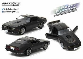 Pontiac Firebird Tego's 1978   1/18