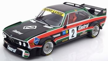 BMW 3,0 CSL Castrol # 2 Winner Nurburgring 1976  1/18
