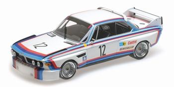 BMW 3,0 CSL BMW Motorsport winner 6h Nurburgring 1973  1/18