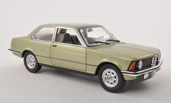 BMW 318 i (E21) Groen metallic Green 1981  1/24