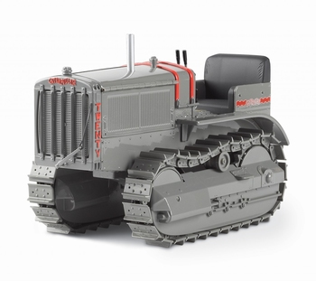 Cat twenty trach-type tractor 55201  1/16