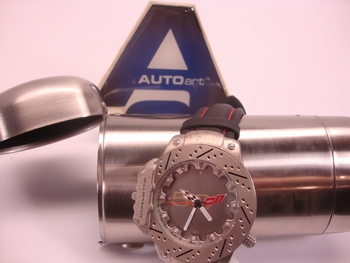 Horloge Watch verjaardag editie 50 th Corvette anniversary  1/1