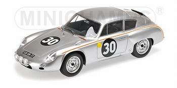 Porsche  365 B 1600GS Carrera GTL Abarth 24h Le Mans 1962  1/18
