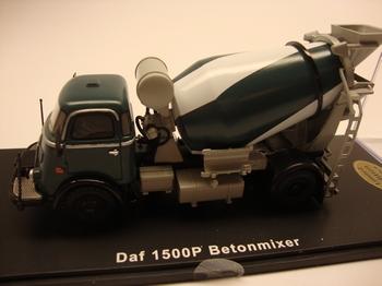 Daf 1500 P Betonmixer  1/50