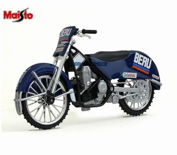 Eis Speedway SIWA 500  Castrol  1/18