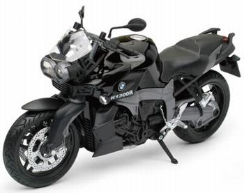 BMW K1300R Zwart Black  1/12
