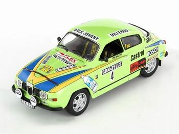 Saab 96 V4 # 4 Winner Rally Zweden 1976   1/18