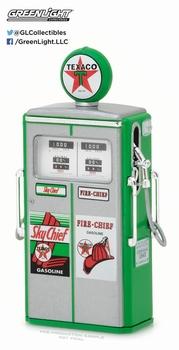 Benzinepomp Gas pump1954 Tokheim 350 twin Texaco sky chief  1/18