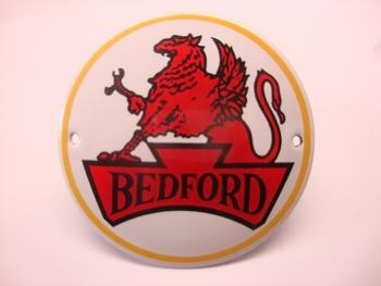 Bedford Ø 10 cm Emaille