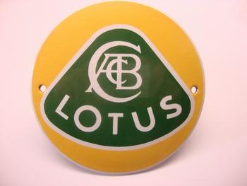 Lotus Ø 10 cm Emaille