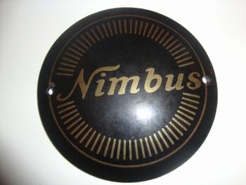 Nimbus Ø 10 cm Emaille