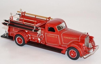 American La France B 550 RC  1939 art43007 Brandweer  1/43