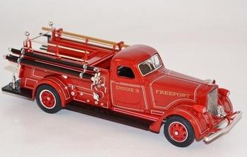 American La France B 550 RC  1939 art43007 Brandweer  1/43
