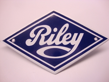 Ridley Ruit 8 x 14 cm Emaille