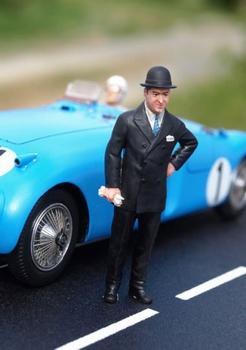 Ettore Bugatti 1930 Figuur Figure  1/32