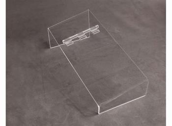 Acrylaat presentatie voet voor 1/18  - 1/24 modellen  1/18