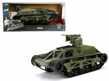Ripsaw Tank Groen  Green  1/24