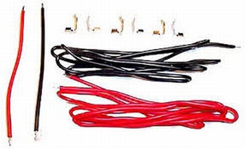 Scalextric Silicone kabel draad - motor wire  1/32
