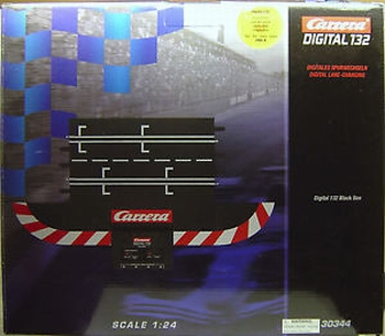 Carrera Digital 1/32 Black box ook voor Pro-x  1/32