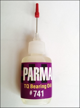 Pharma smeer olie voor kogellagers  1/32