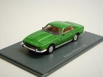 Aston Martin V 8 Licht groen - Light green  1/87