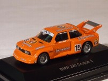 BMW 320 Gruppe 5 Jagermeister # 15  1/87