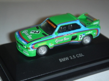BMW 3,5 CSL # 7  1/87