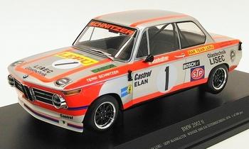 BMW 2002 ti Rar Team Leru 1974 # 1   1/18