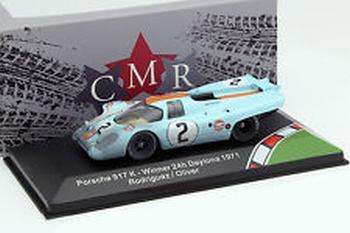 Porsche 917 K Winner 24h Daytona 1971 Rodriguez  / Olivier  1/43