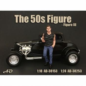 50 s style figure figuur III  1/18