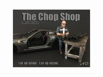 Chop set Mr Fabricator Figure Figuur  1/18