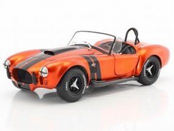 AC Cobra 427 MKII Orange / Black 1965  1/18