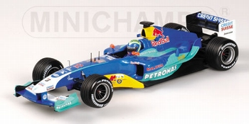 Sauber Petronas C23 F Massa F1 Formule1 Red Bull  1/18