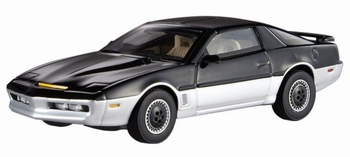 Pontiac Trans Am Zwart Black KITT Knight Rider  1/43
