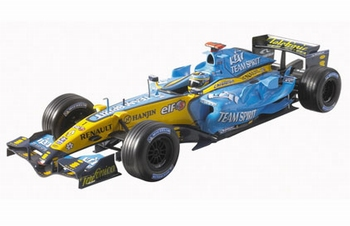 Renault F1 Team R26 F,Alonso Formule 1   1/18