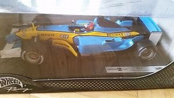 Renault F1 Team R23 F,Alonso Formule  ELF  1/18