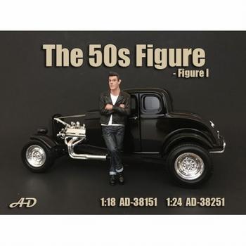 50 s style figure I  1/18