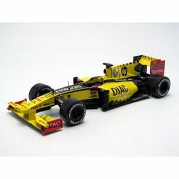 Renault F1 Team #12 HP TOTAL DIAC Bridgestone  1/18